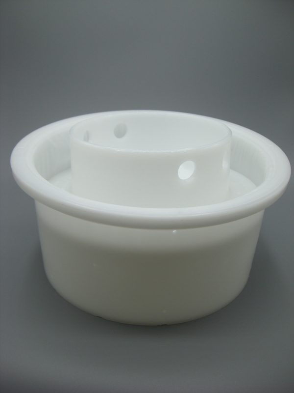 Kadova® Cylindrical D375 H195 mm Cheese Mould