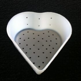 Kaasvorm zachte kaas - Hartvormig
